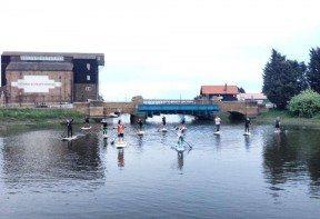 SUP Club - Hullbridge to Battlesbridge