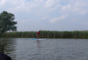 Stand up Paddleboarding Leigh