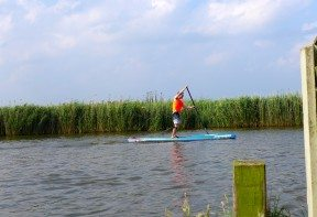 Paddleboarding Chalkwell