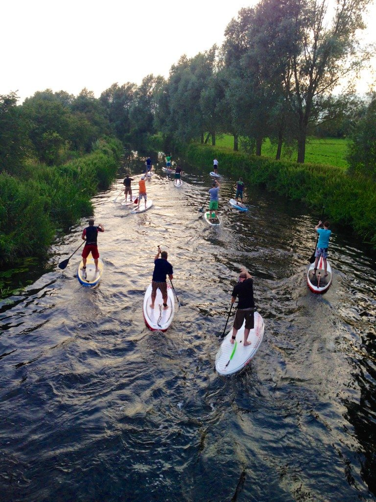 Stand Up Paddleboarding Chelmsford