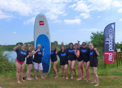 Group Paddle Board Lesson